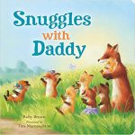51TgCo63bUL._SY498_BO1,204,203,200_ - Snuggles with Daddy Cover
