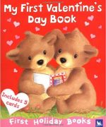 51dIbQzhwxL._SX400_BO1,204,203,200_- My First Valentines Day Book Cover