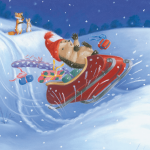 One Special Christmas illustrated by Tina Macnaughton.