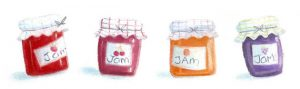 Jam Today and Jam Tomorrow by Tina Macnaughton