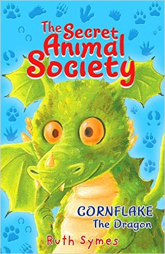 Cornflake the Dragon illustrated by Tina Macnaughton.