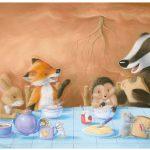 One Noisy Night illustrated by Tina Macnaughton.