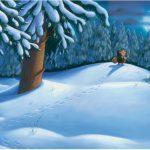 One Christmas Night Illustrated by Tina Macnaughton.