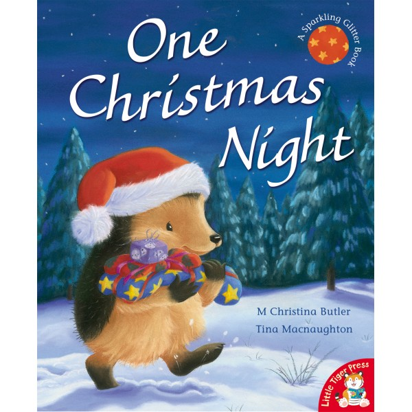 One Christmas Night Illustrated by Tina Macnaughton.