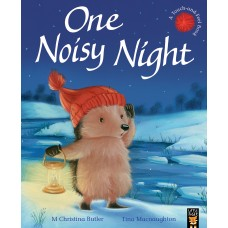 One Noisy Night illustrated by Tina Macnaughton.
