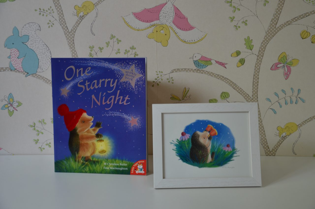 One Starry Night illustrated by Tina Macnaughton