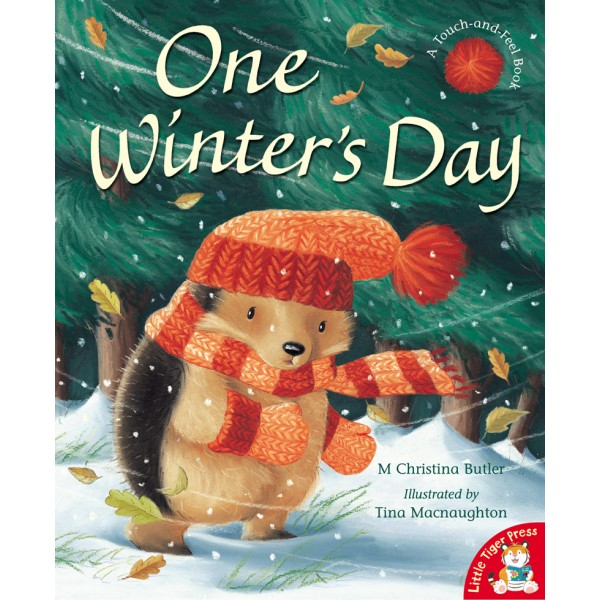One Winter's Day illustrated by Tina Macnaughton.