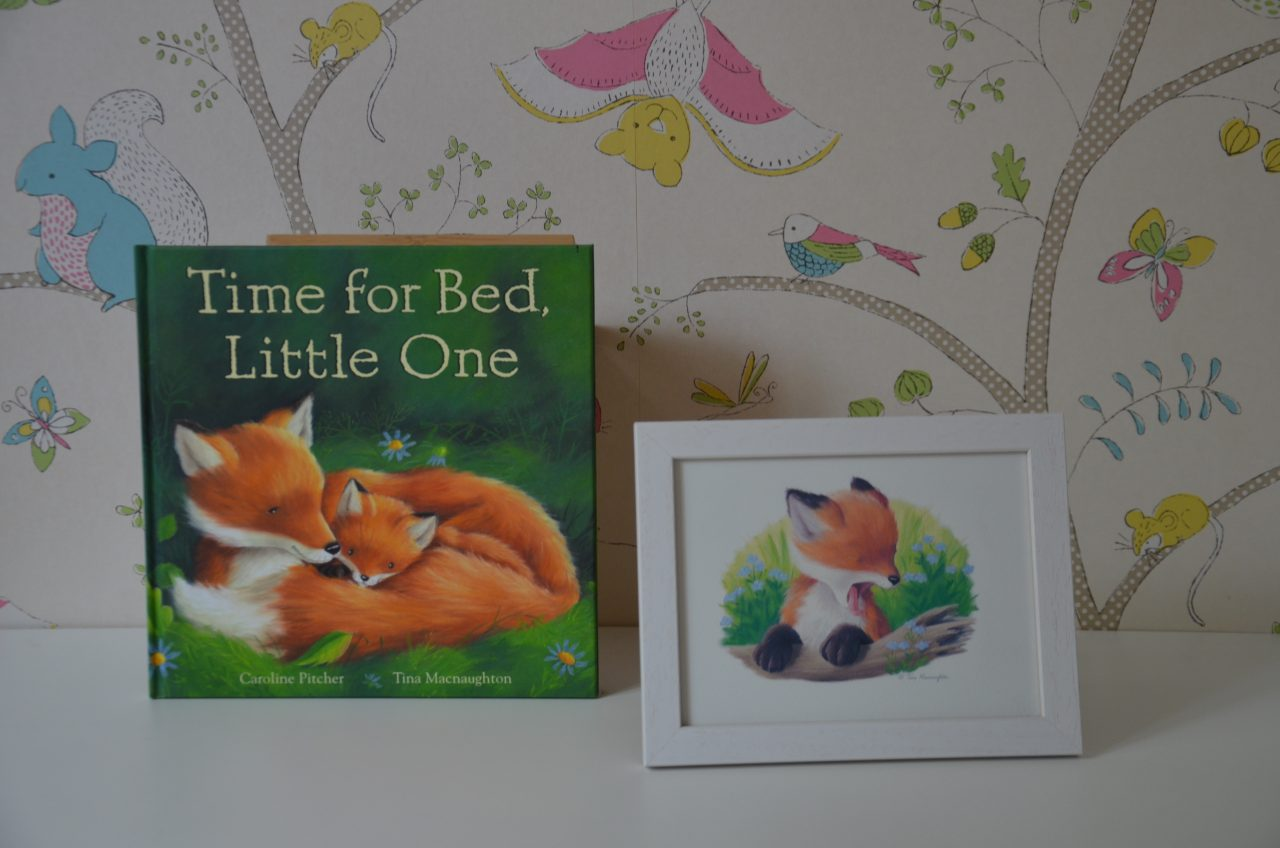 Time for Bed Little One Illustrated by Tina Macnaughton
