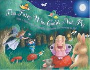 510QW97P35L._SY386_BO1,204,203,200_ - The Fairy Who Could Not Fly Cover