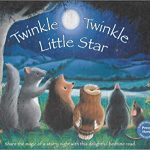 Twinkle, Twinkle, Little Star illustrated by Tina Macnaughton.